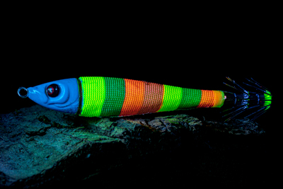 Кальмарница грузовая Rainbow fish 94 гр