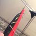Удилище RX-5, оснащённое гирляндой из разных блёсен без зазубрины