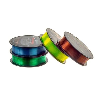 Леска монофильная, цветная 150 м (диаметр 0,37 мм)